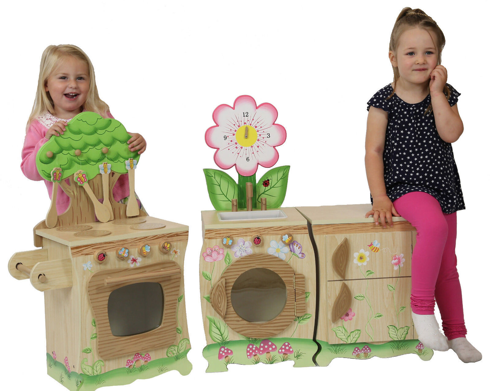 Childrens Wooden Kitchen Furniture Top 10 Wooden Kitchens For Kids Ebay