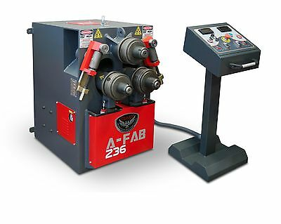 New Rmt A-fab 236 Hydraulic Angle Roll