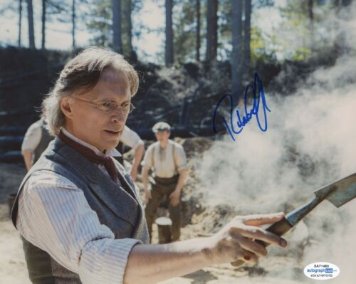Robert Carlyle War of the Worlds Autographed Signed 8x10 Photo ACOA
