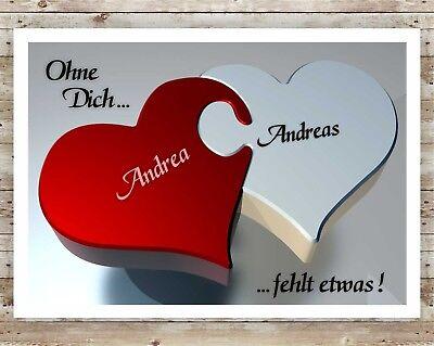 Valentinstag Bild Geschenk Liebe Freund Freundin Hochzeitstag Jahrestag