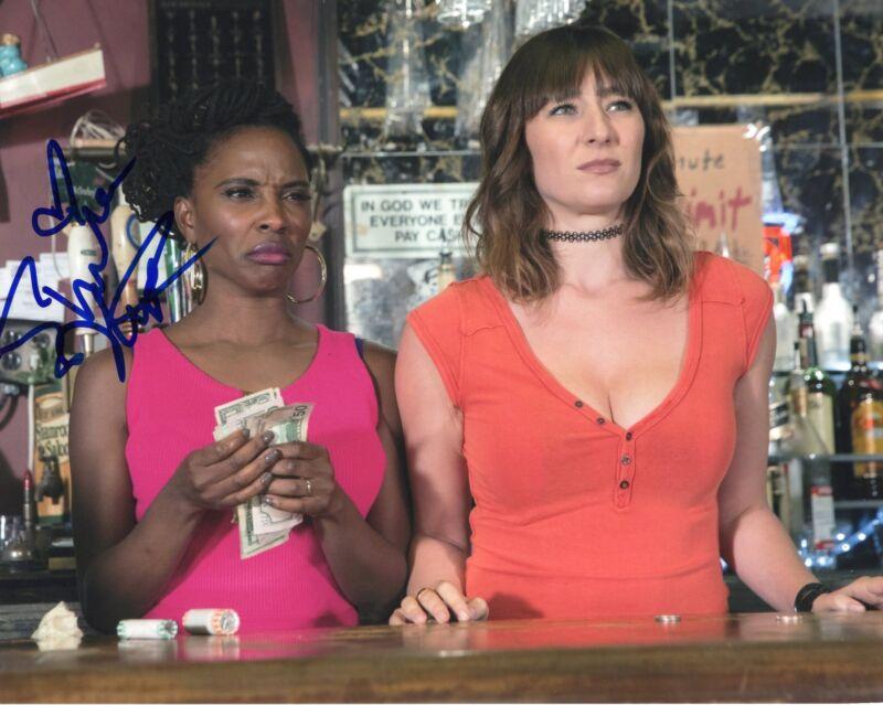 Shanola Hampton Shameless TV Show Veronica Fisher Signed 8x10 Photo w/COA #8