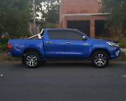 2016 toyota hilux sr5 58xxx klms St Peters Marrickville Area Preview