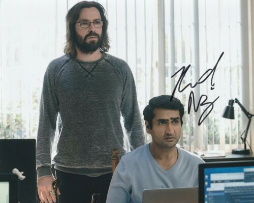 * KUMAIL NANJIANI * signed autographed 8x10 photo * SILICON VALLEY * 2