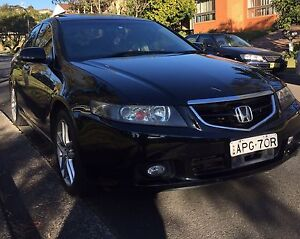 2003 Honda Accord Euro Sports Luxury Manual Transmission Georges Hall Bankstown Area Preview