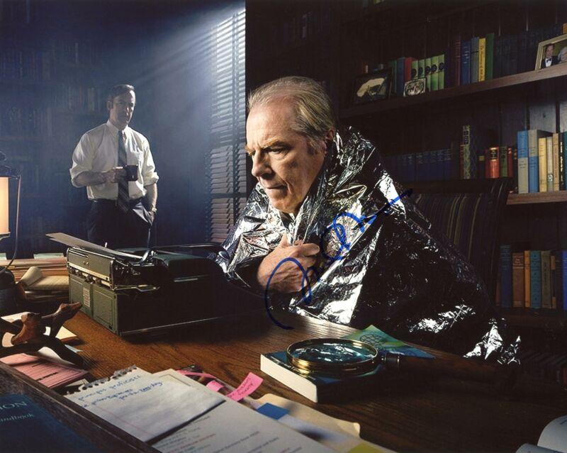"Michael McKean ""Better Call Saul"" AUTOGRAPH Signed 'Chuck McGill' 8x10 Photo B"