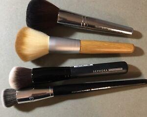 Assorted Makeup brushes  Sephora, Lancôme
