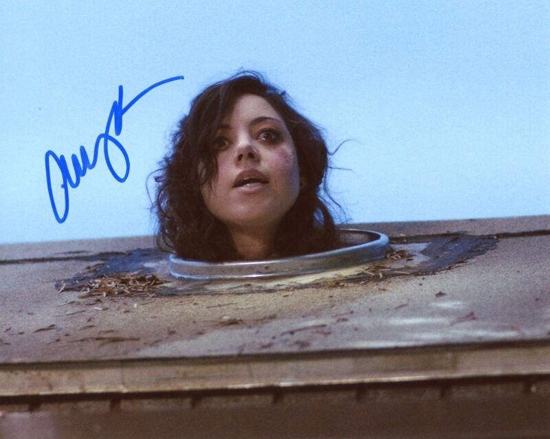 "Aubrey Plaza ""Life After Beth"" AUTOGRAPH Signed 8x10 Photo ACOA"