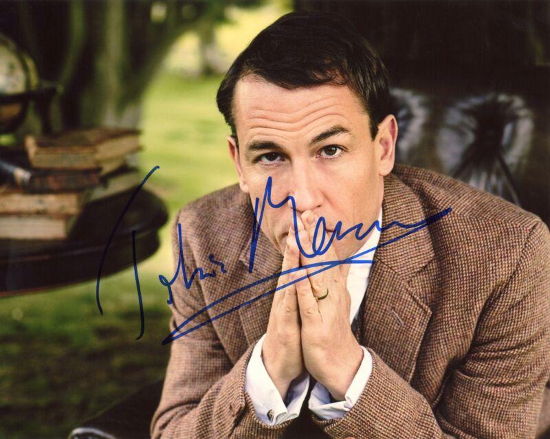 """Tobias Menzies """"Outlander"""" AUTOGRAPH Signed 8x10 Photo B"""