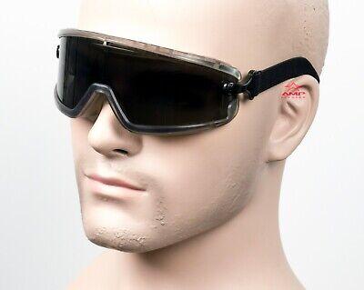 Cordova Ds1 Smokegray Safety Goggles Glasses Shieldlab Low Profile Z87