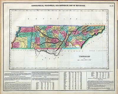 201 maps TENNESSEE state PANORAMIC genealogy old HISTORY teaching atlas TN DVD
