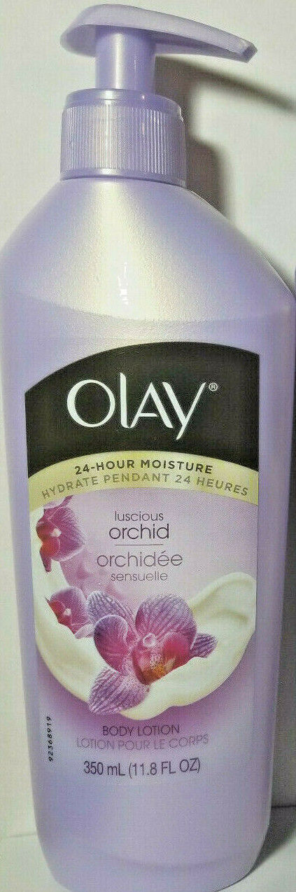 Olay Body Lotion Soothing Orchid and Black Currant, 11.8 Fl