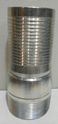 """DIXON STC35CS Threaded Nipple NPT 3"""" Steel"""