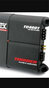 ^** MTX MONO BLOCK CAR AMPLIFIER !!