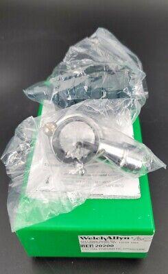 Welch Allyn 3.5v Model 20200 Pneumatic Otoscope Head W Specula - New