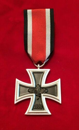 GERMAN MILITARY MEDAL - 1939  IRON CROSS SECOND CLASS - 1957 PATTERN