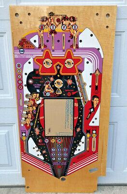 NEW Bally Playboy Arkon Automaten Sexy Girl Pinball Machine Playfield