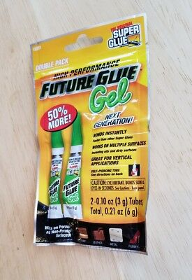 The Original Super Glue High Performance Future Gel Next Generation Double Pack