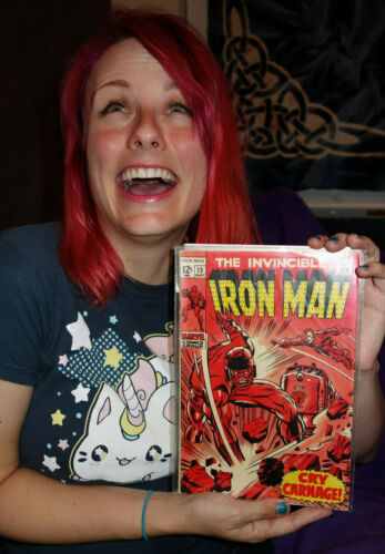 May 1969 Marvel Comics Iron Man #13 2nd Controller Appearance in Fine Condition