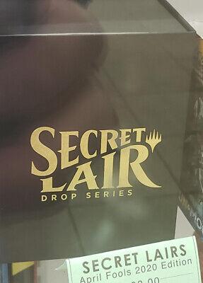 Magic the Gathering - Secret Lair Drop Series - April Fools 2020 Set