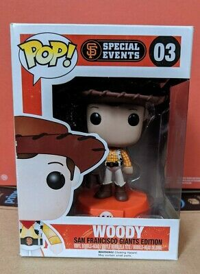 Funko Pop Special Events Toy Story Woody *Read Description*