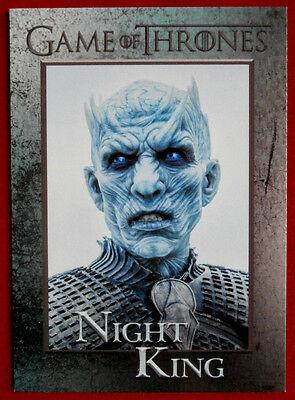 GAME OF THRONES - Season 5 - Card #98 - NIGHT KING - Rittenhouse 2016