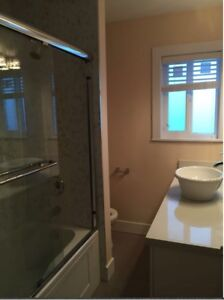 Fully Renovated 3 bed 1 bath HUGE Deck!!! Joyce Skytrain!!!!!