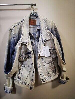 Y Project Double Layer Denim Jacket