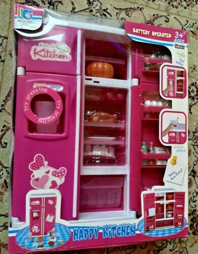 My Happy Kitchen-My Modern Kitchen Playset-Battery Operated