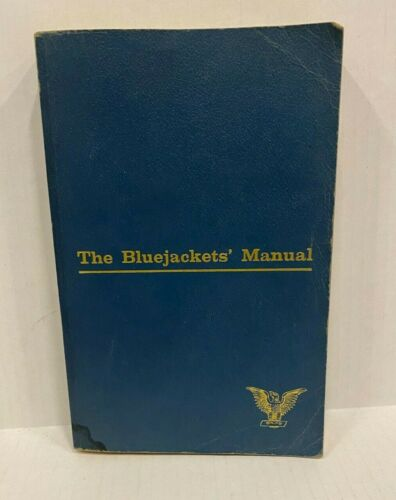 The Bluejacket's Manual 18th Edition (1968)