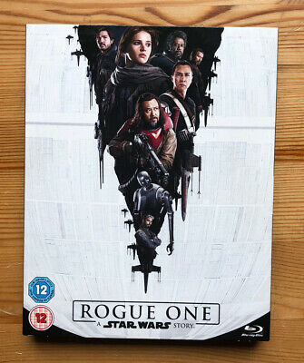 Rogue One A Star Wars Story Blu-ray.