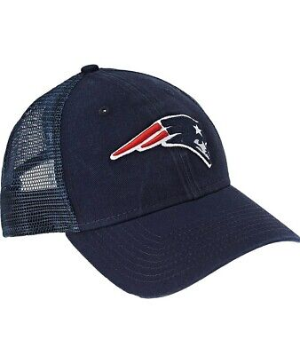 New ERA 9forty New England Patriots. Baseball Cap. Snapback. Dark Blue.