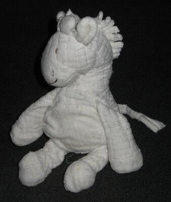 Baby Happy Horse Schaf Lamm Beige Braun Kuscheltuch Schmusetuch Schnuffeltuch #4