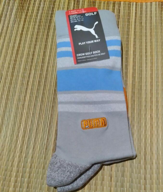 Mens Puma Golf Socks