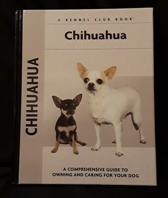 Chihuahua : Kennel Club Books : Barbara J. Andrews : Pre-Owned Hardcover