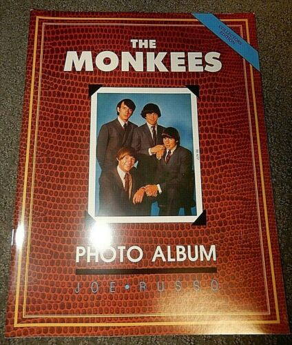 NEW copy The MONKEES PHOTO ALBUM 1987-Mail order only Davy Jones-Mike Nesmith