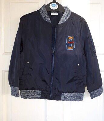 Boys Bomber style jacket Age 3-4 years