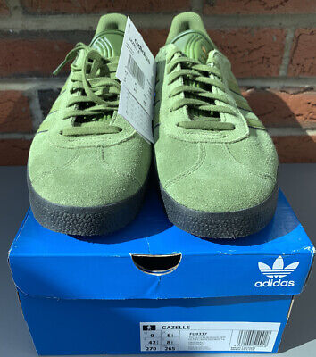 Adidas originals Gazelle Ardwick SPZL Colourway UK 8.5 BNIBWT Rare Deadstock