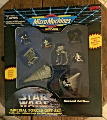 Micro Machines Space Imperial Forces Gift Set Second (Imperial Forces Gift)