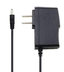 AC Power Supply Adapter Cord For La Crosse C85183 Multi-Color Atomic Alarm Clock