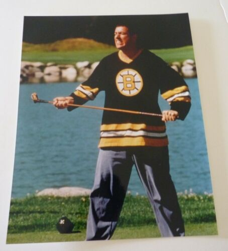 Adam Sandler Comedian Movie Actor Sexy 8x10 Color Promo Photo Happy Gilmore