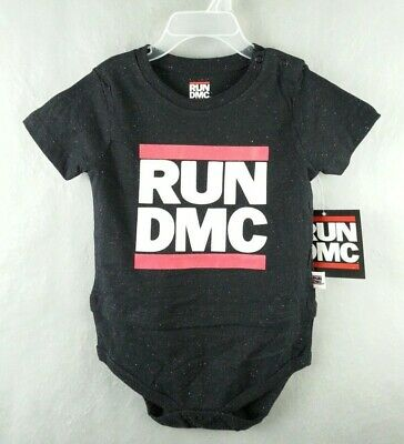 NWT NEW Official NEW RUN DMC One Piece Infant Outfit Size 18 Months (Run Dmc Outfit)