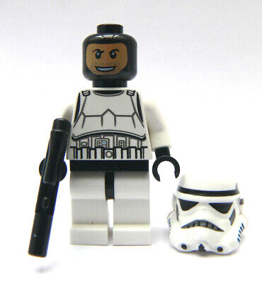 Figur Stormtrooper sw366 aus 9489 10236 neuwertig mit Waffe (Stormtrooper Mit Waffen)