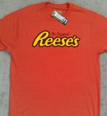 Reese's Candy Logo T Shirt_ New with tags_ Officially Licensed - Candy Reeses
