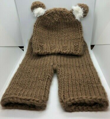 Cute Costumes For Babies (Cute Brown Bear Outfit for Infant   Pants &)