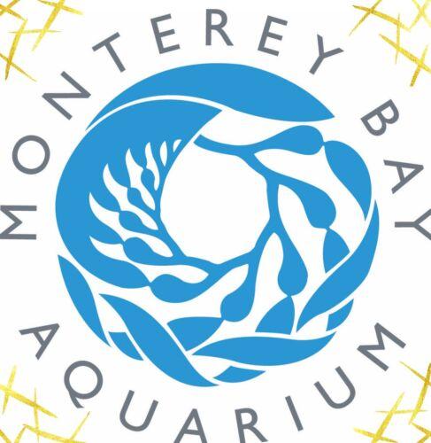 MONTEREY BAY AQUARIUM Tickets Promo Savings Tool Discount ~ GREAT DEAL!