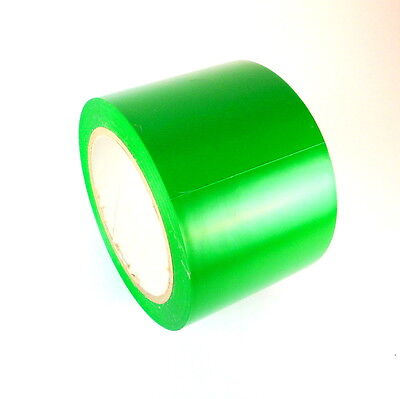1 Roll Vinyl Tape - Kelly Green - 3 72mm X 108 Ft