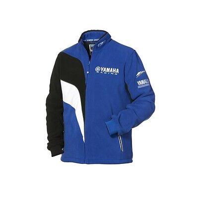 Official Yamaha Racing Paddock Blue Men's Fleece