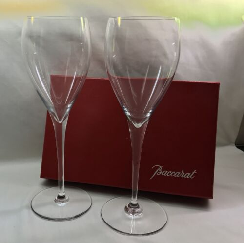 BACCARAT St. Remy Wine Glasses...20+ available...New condition, no boxes