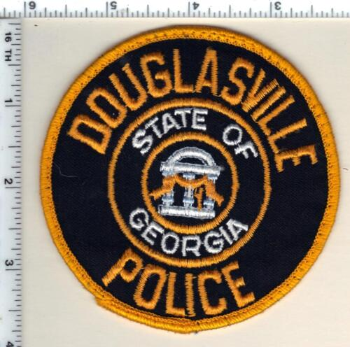 Douglasville Police (Georgia) Shoulder Patch