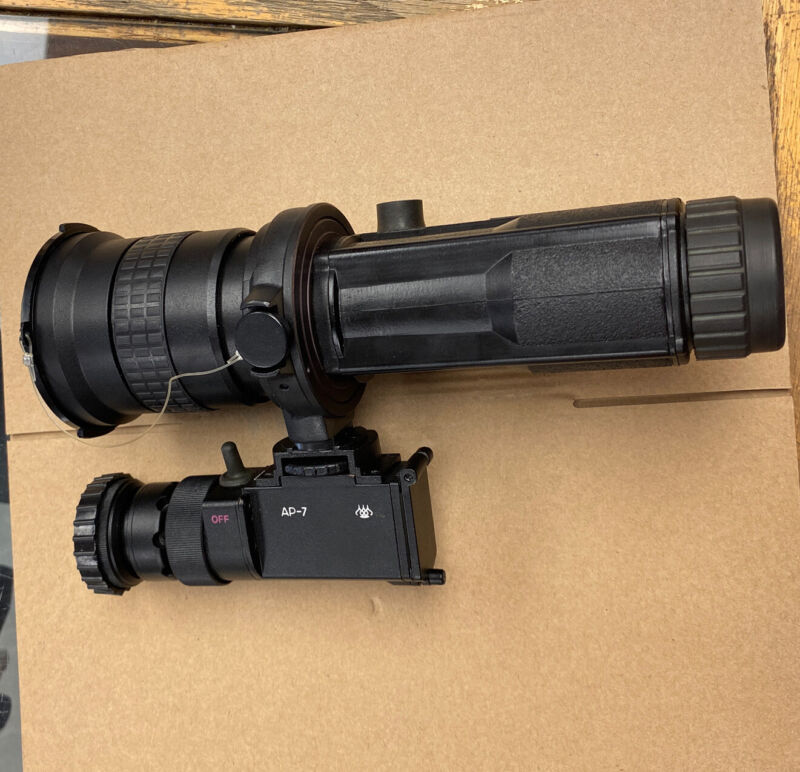 Cyclop-1 Night Vision Monocular Russian Made with Infrared Scope